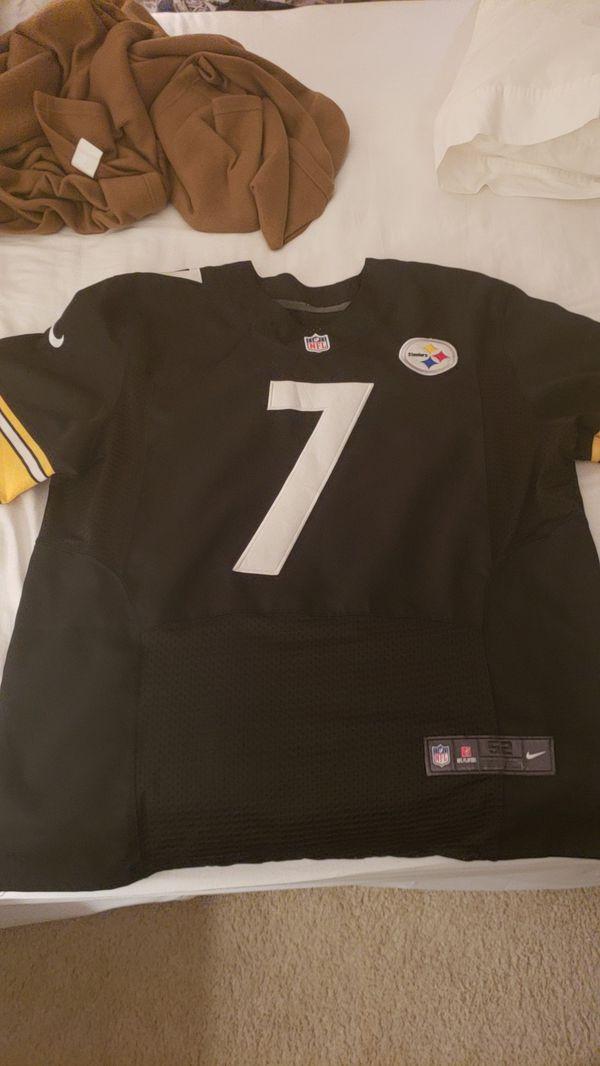 buy online ec657 3c815 Pittsburgh Steelers Jersey #7 Ben Roethlisberger for Sale in Pleasanton, CA  - OfferUp