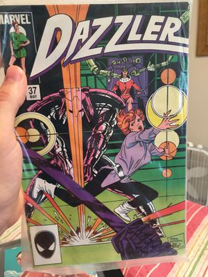"""Rare Marvel Comic """"Dazzler""""- Never opened in original packaging!! Awesome collectors item!! for Sale in Atlanta, GA"""