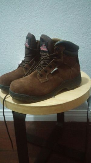 Photo Brahma for Her Boots Size 8.5