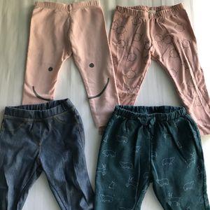 Zara Baby Girl Pants, size: 2-3T 98cm for Sale in Fairfax, VA