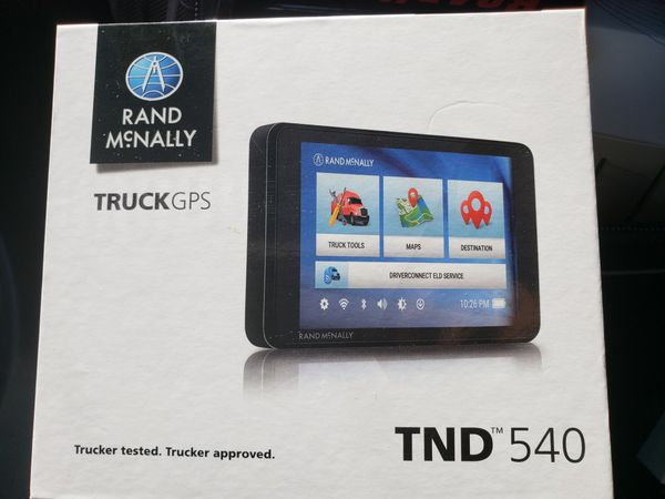 Rand Mcnally Gps >> Rand Mcnally Gps For Sale In Savannah Ga Offerup