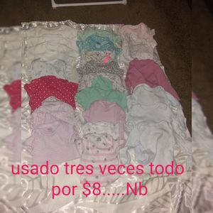 Ropita para bebe. diferentes precios. for Sale in FAIRMOUNT HGT, MD