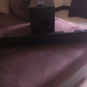 Sanyo soundbar comes with remote for Sale in Baltimore, MD