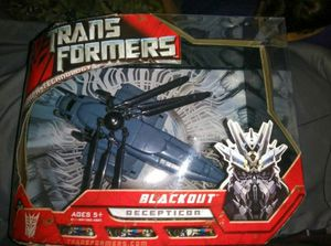 Transformers 2007 Blackout for Sale in Kissimmee, FL