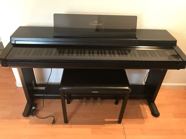Yamaha Clavinova Clp 560 Piano For Sale In Fremont Ca Offerup