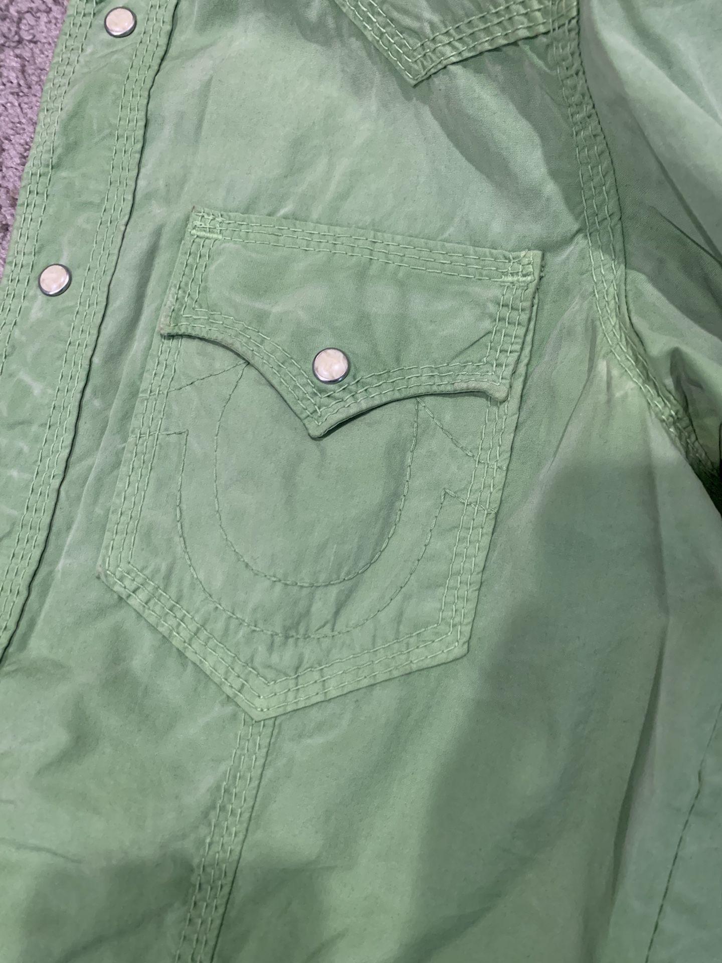 True religion designer shirt