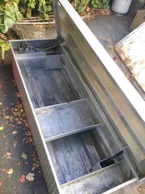 Aluminum box for truck for Sale in Boston, MA