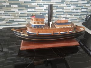 Awesome Wooden Boat Model for Sale in Washington, DC