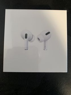 Air Pods Pro with wireless charging case Thumbnail