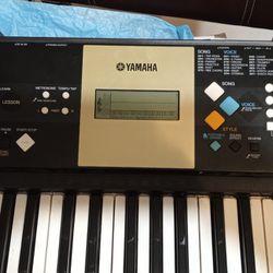 Yamaha Keyboard Thumbnail