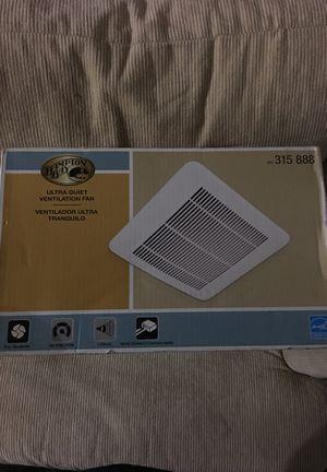 Ventilation fan for Sale in Peoria, AZ