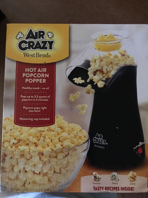 Popcorn Popper For Sale In Colorado Springs Co Offerup