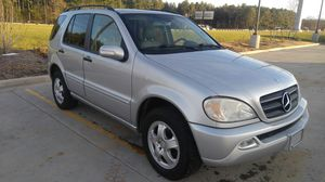 2002 Mercedes ML320 - Great Condition for Sale in Aldie, VA