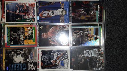 Basketball cards Thumbnail
