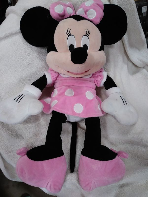 Med Sized Minnie Mouse Stuffed Toy For Sale In Sun City Az Offerup