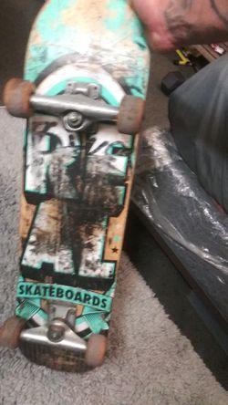 Real skateboard Thumbnail