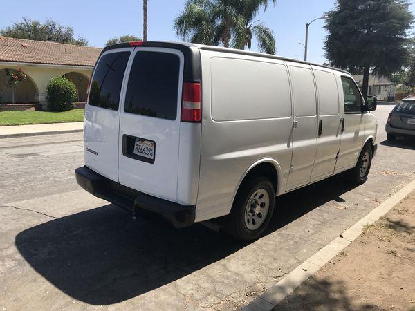 2010 Chevrolet Express Cargo Van V6 4 3 Liter Engine Clean Title For