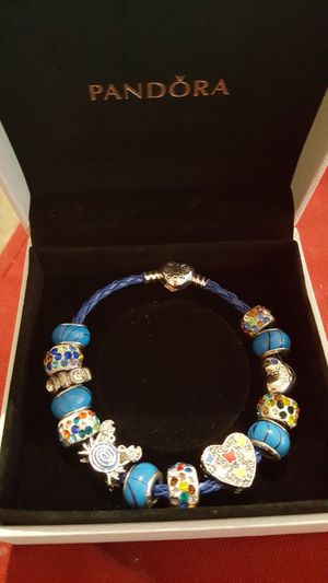 Pandora Bracelet With charms for Sale in Midland, NC