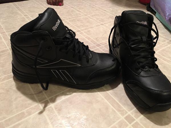 302ae71ffcf462 Reebok steel toe work boots