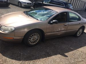 01 Chrysler Concorde Lxi for Sale in Pittsburgh, PA