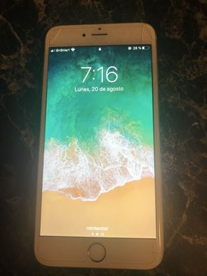 iPhone 6s Plus T-Mobile 32gb unlocked for Sale in Halethorpe, MD