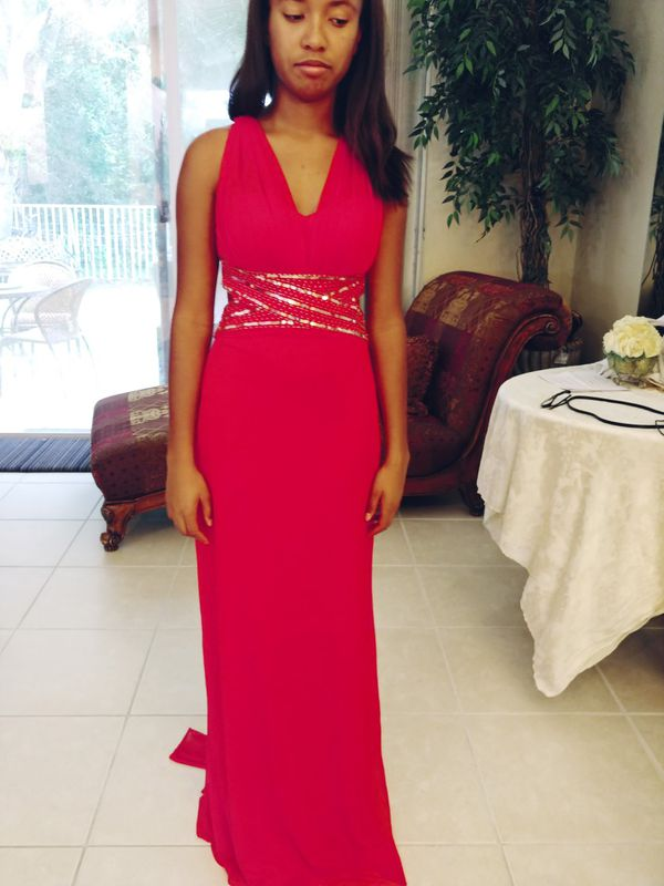 Red Formal Dress size 3 (Clothing & Shoes) in West Palm Beach, FL ...