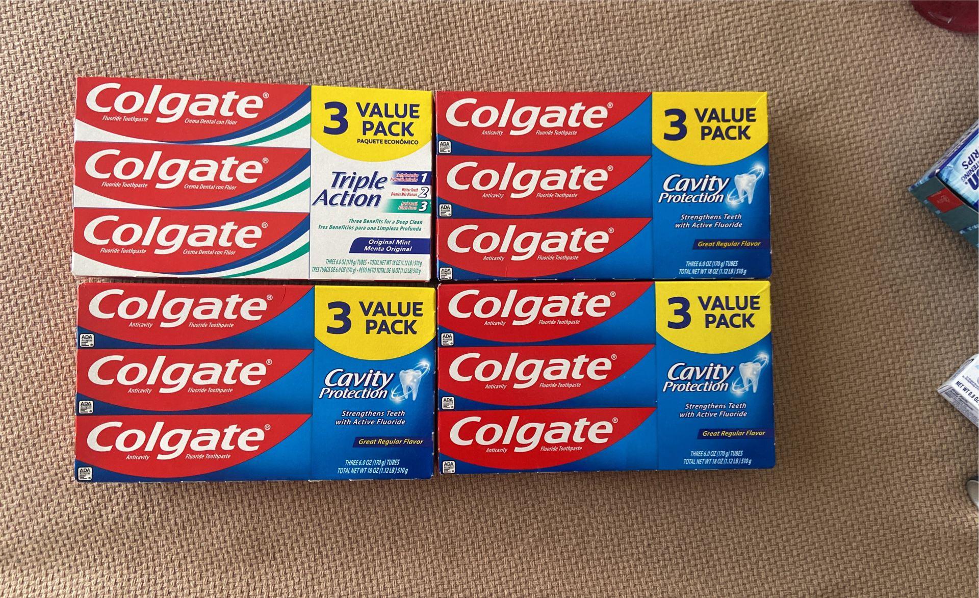 Colgate Value Pack