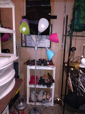 2 lamps and a enter/exit sign for Sale in Denver, CO