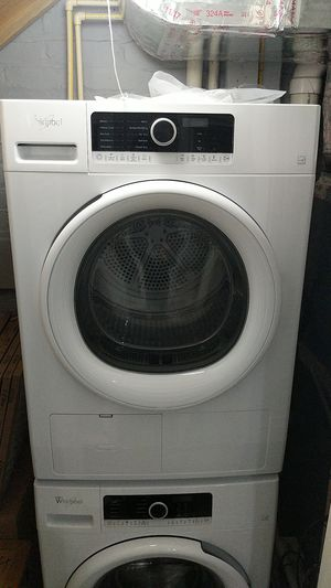 Brand New Whirlpool Ventless Washer & Dryer for Sale in Washington, DC