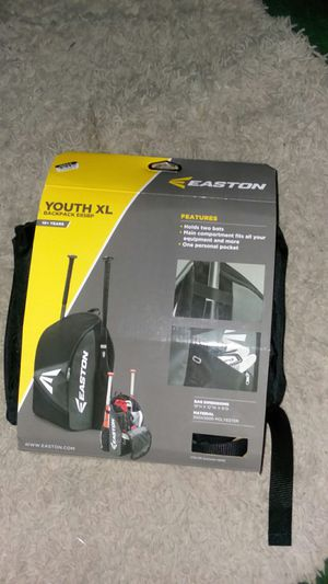 Easton youth baseball backpack for Sale in Fresno, CA