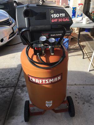 Photo Craftsman Compressor