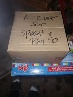Big play Splash And Spray Thumbnail