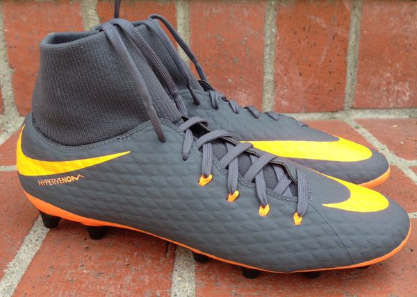 b123a442762 Nike Hypervenom Phantom 3 Academy size 9 mens Dynamic Fit AG-Pro for ...
