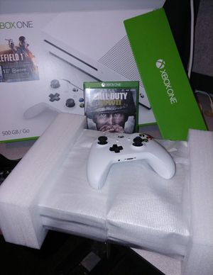Xbox One S 500gb for Sale in Richmond, TX