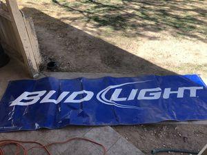 Photo Bud light banner