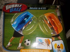 Bubble ball for Sale in Columbus, OH