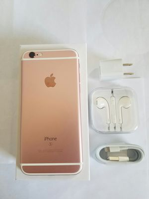Factory unlocked,, IPhone 6S,, Factory Unlocked, Excellent condition. (Almost New) for Sale in Fort Belvoir, VA