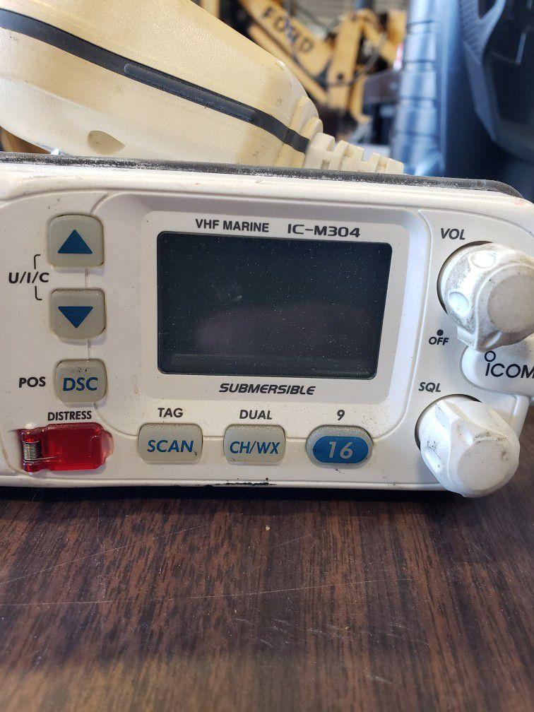 Icom Marine Radio