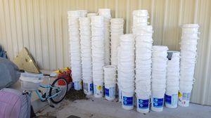 Buckets - very heavy duty for Sale in Austin, TX