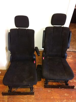 Van Seats and Stow and Go top Cover for Sale in Columbus, OH