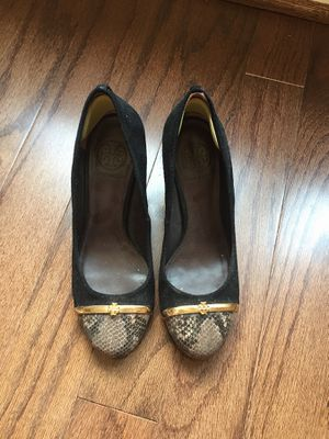 TORY BURCH Black Pump Heels, 6M for Sale in Washington, DC