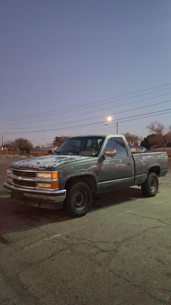 1990 Silverado 5 7 Tbi V8 For Sale In Phoenix  Az