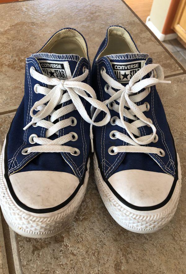 728882b0db29d5 Converse Shoes Navy (men 7