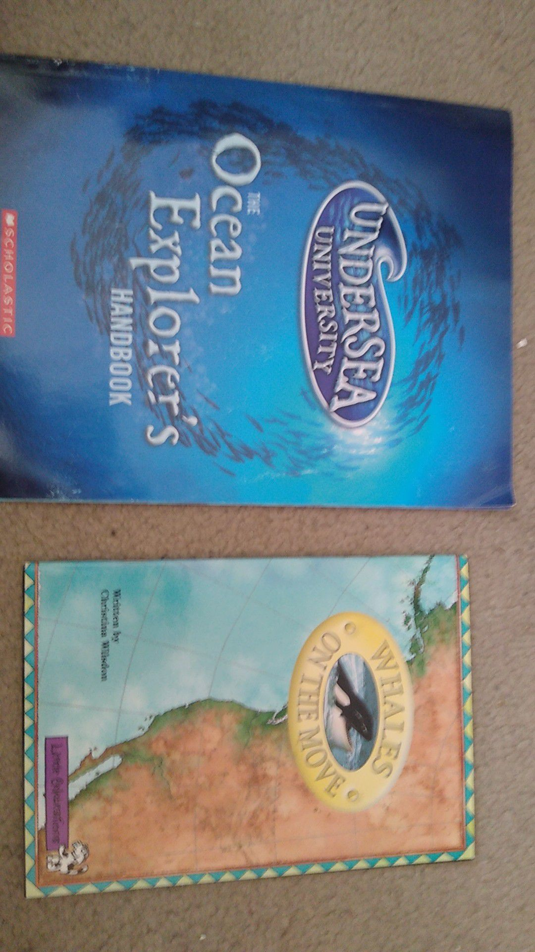 Free science, biology paperbacks for younger kids