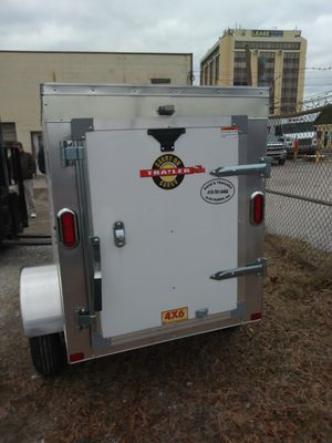 enclosed trailer 4×6 for Sale in Baltimore, MD