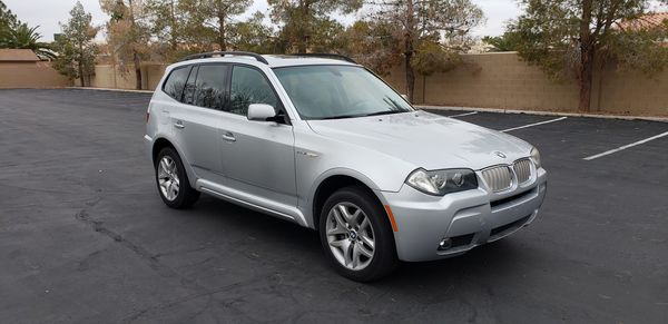 2007 BMW X3 SI M-Sports 112k Clean Title for Sale in Las Vegas, NV - OfferUp