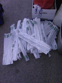 """~300 MALE CATHETERS~16""""~GREEN TIP~EXP DATE OCTOBER 2024~ Thumbnail"""