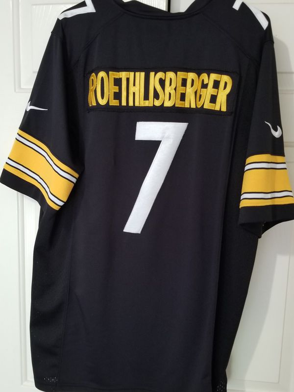 new arrival 5b2d1 868f1 Steelers Ben Roethlisberger jersey LG for Sale in Mission, TX - OfferUp