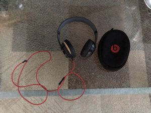 Beats Solo 2 With Case for Sale in Lorton, VA
