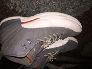"Jordan retro 12 "" cool grey "" size 11.5 for Sale in Falls Church, VA"